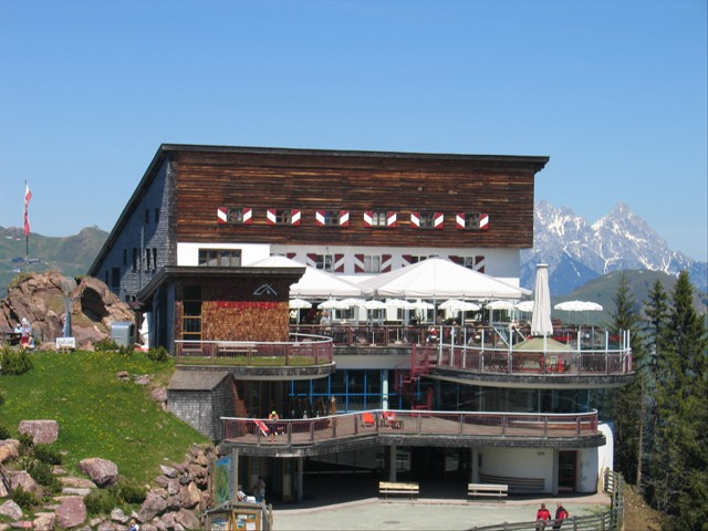 Restaurant in Kitzbühel