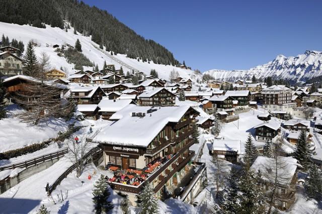 Image result for alpenruh mürren