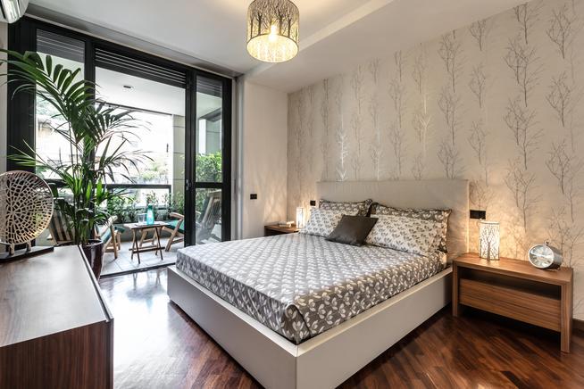 Luxuriöse Ferienwohnung für 6 Personen in Como am Comer See mieten