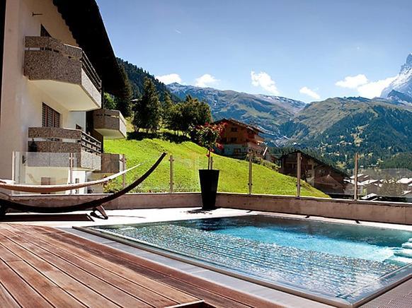Schweiz: Ferienwohnung oder Ferienhaus mieten