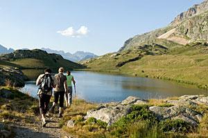 Französische Alpen Wandern Wanderfreunde Hainsacker