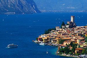 Ferienwohnung oder Ferienhaus am Gardasee mieten