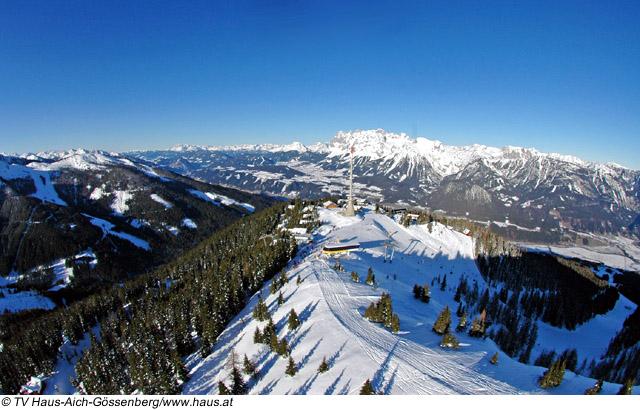 Skiurlaub Und Winterurlaub In Haus Im Ennstal In Der Steiermark