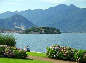 Wetter lago maggiore italien