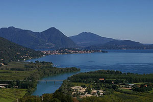 Verbania Lago Maggiore Karte.Lago Maggiore Badebucht Und Strand Stresa Cannobio Verbania